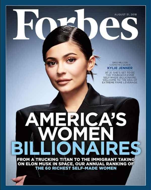 Kylie Jenner - Forbes