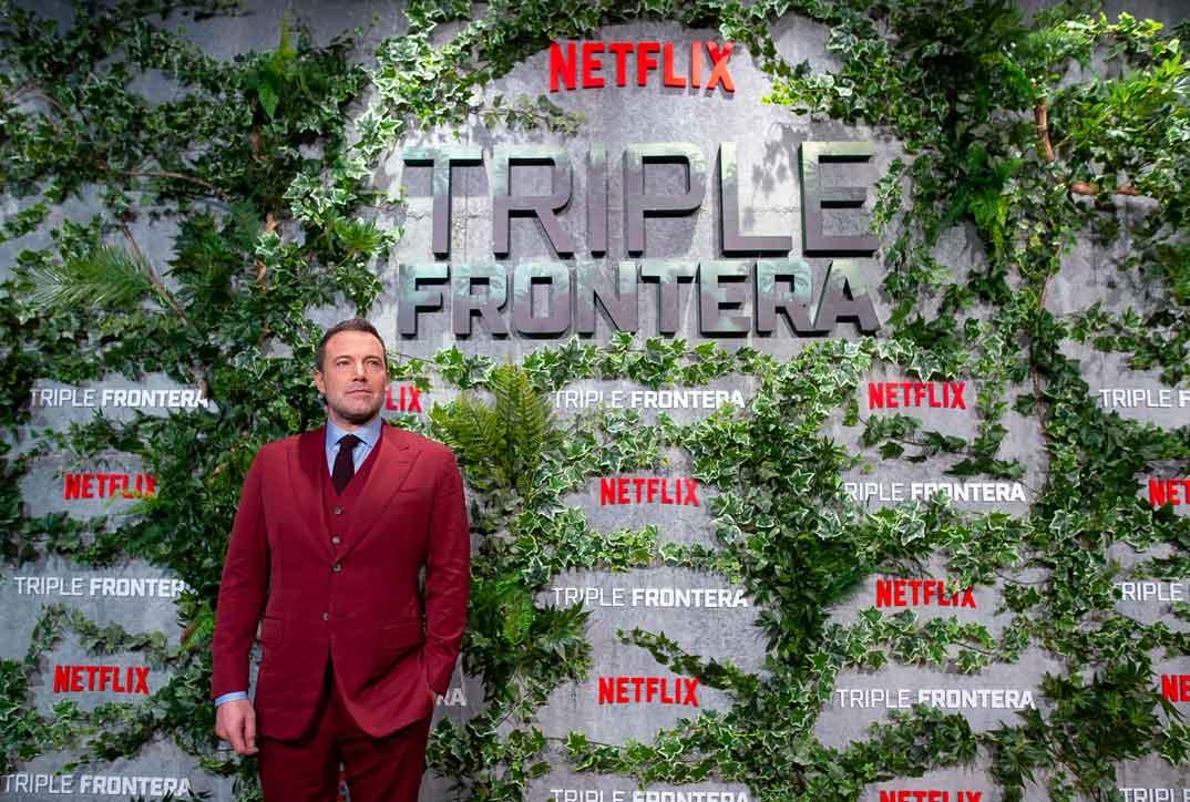 Triple Frontera - Ben Affleck © Netflix