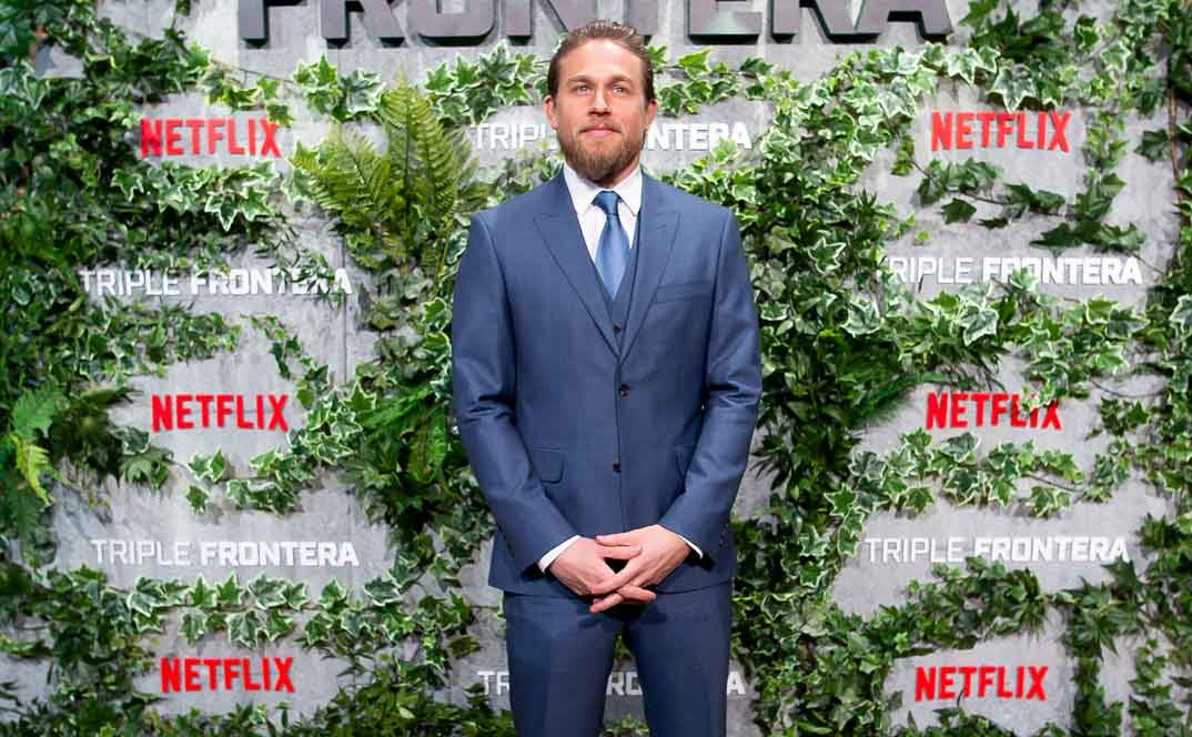 Triple Frontera - Charlie Hunnam © Netflix