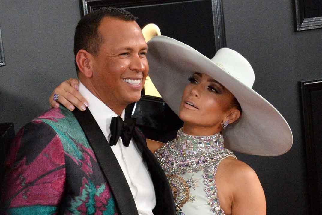 Todos los detalles de la romántica pedida de mano de Alex Rodríguez a Jennifer Lopez