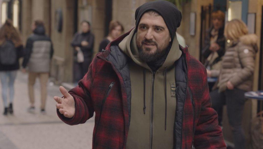 Antonio Orozco - Allí Abajo - Temporada 5 - Capítulo 2 © Atresmedia