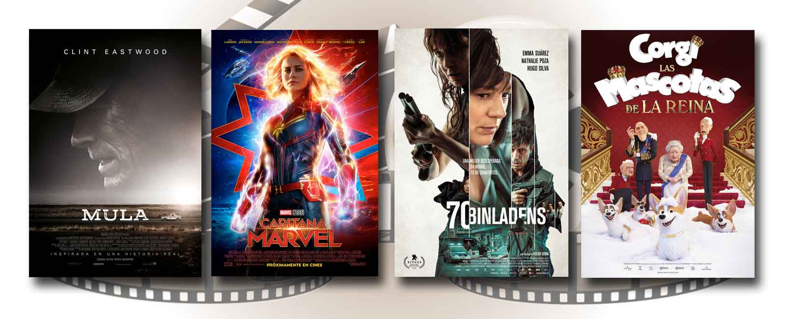 Estrenos de Cine de la Semana… 8 de Marzo 2019
