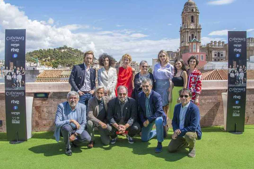 Cuéntame cómo pasó - Festival de Cine de Málaga 2019