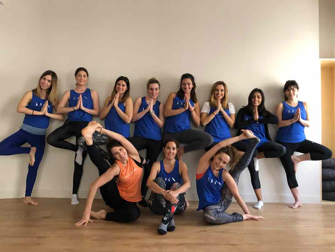 el-gong-yoga-equipo