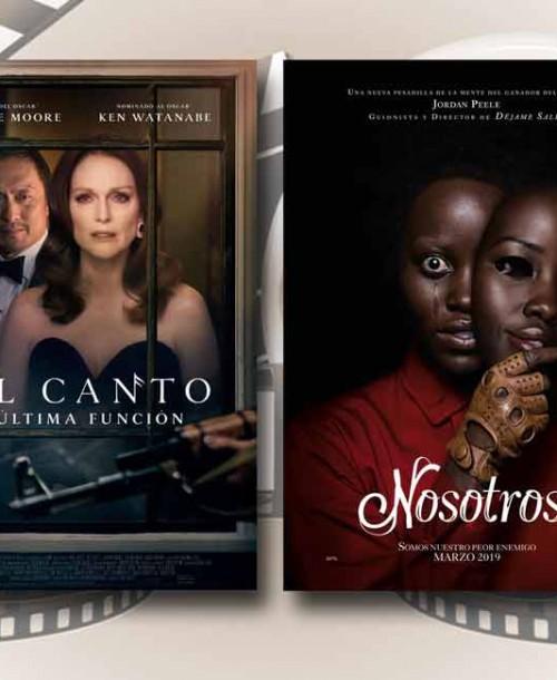 Estrenos de Cine de la Semana… 22 de Marzo 2019