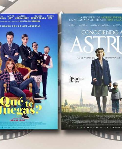 Estrenos de Cine de la Semana… 29 de Marzo 2019
