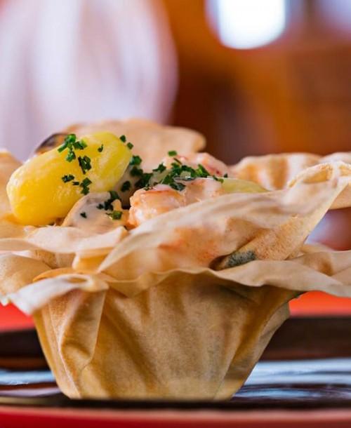 La Galette2, un mar de sensaciones gastronómicas