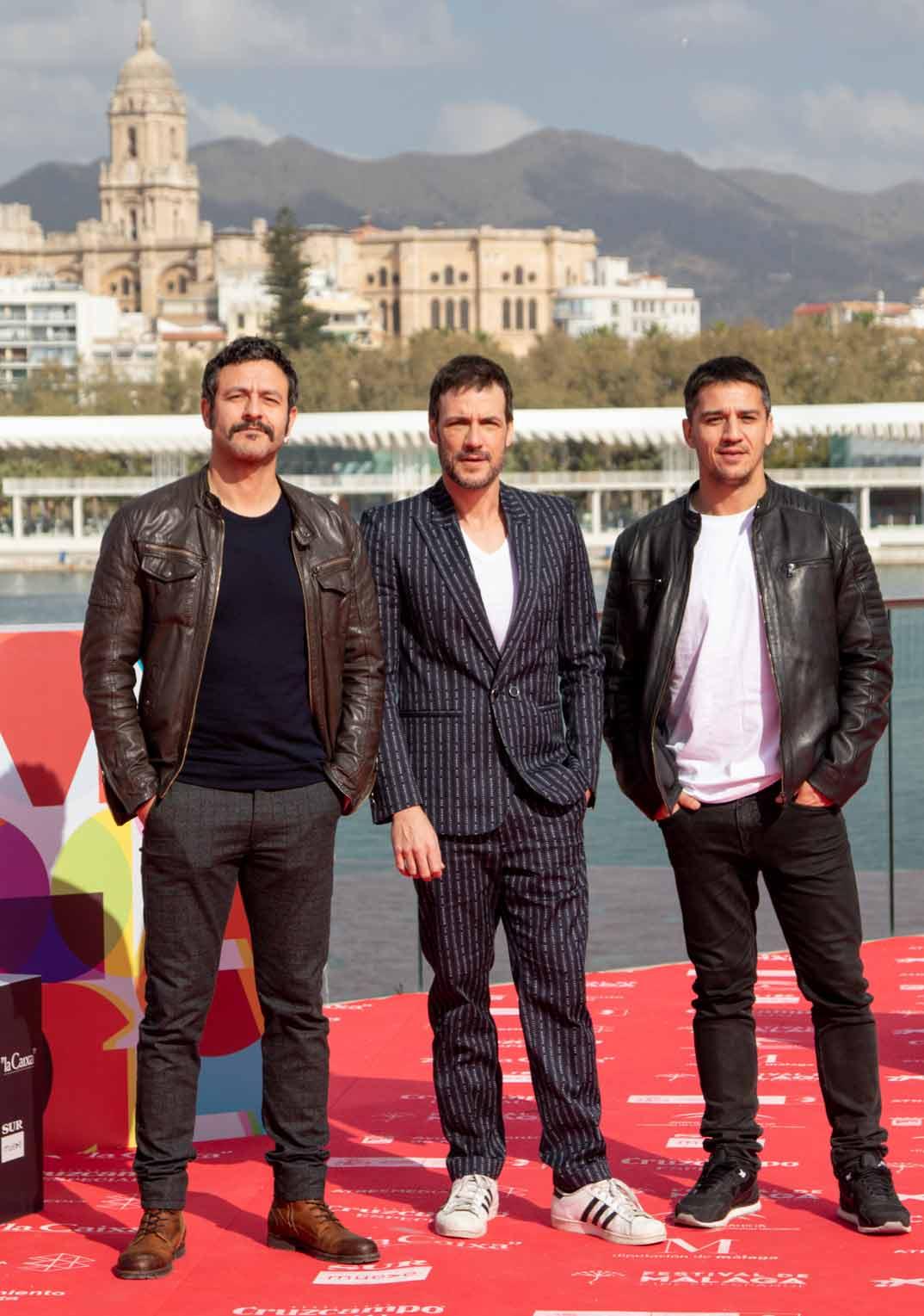 Gigantes - Festival de Cine de Málaga 2019 © Movistar +