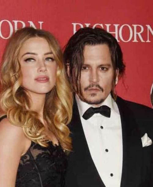 Johnny Deep demanda a su ex mujer Amber Heard por $50 millones
