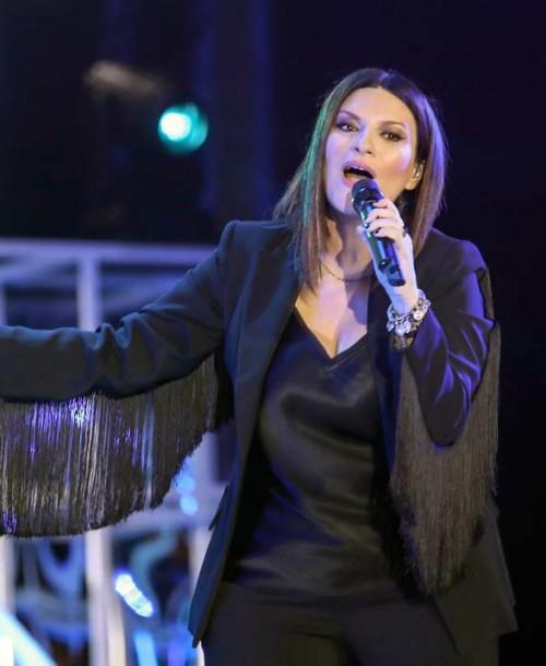Laura Pausini pide perdón a Malú