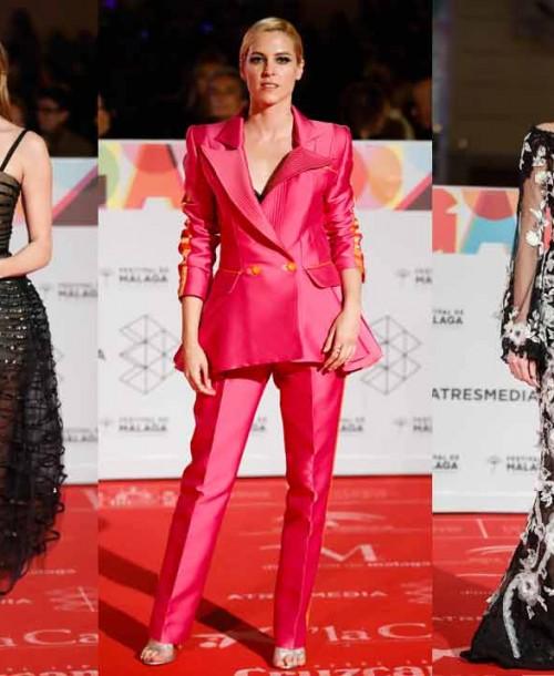 Festival de Málaga: Lo mejor de la alfombra roja