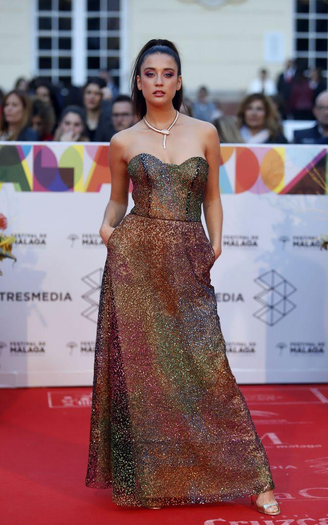 María Pedraza - Festival de Cine de Málaga 2019
