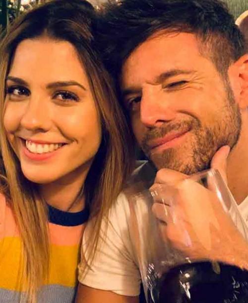Pablo López celebra su 35 cumpleaños ¡con Miriam Rodríguez!