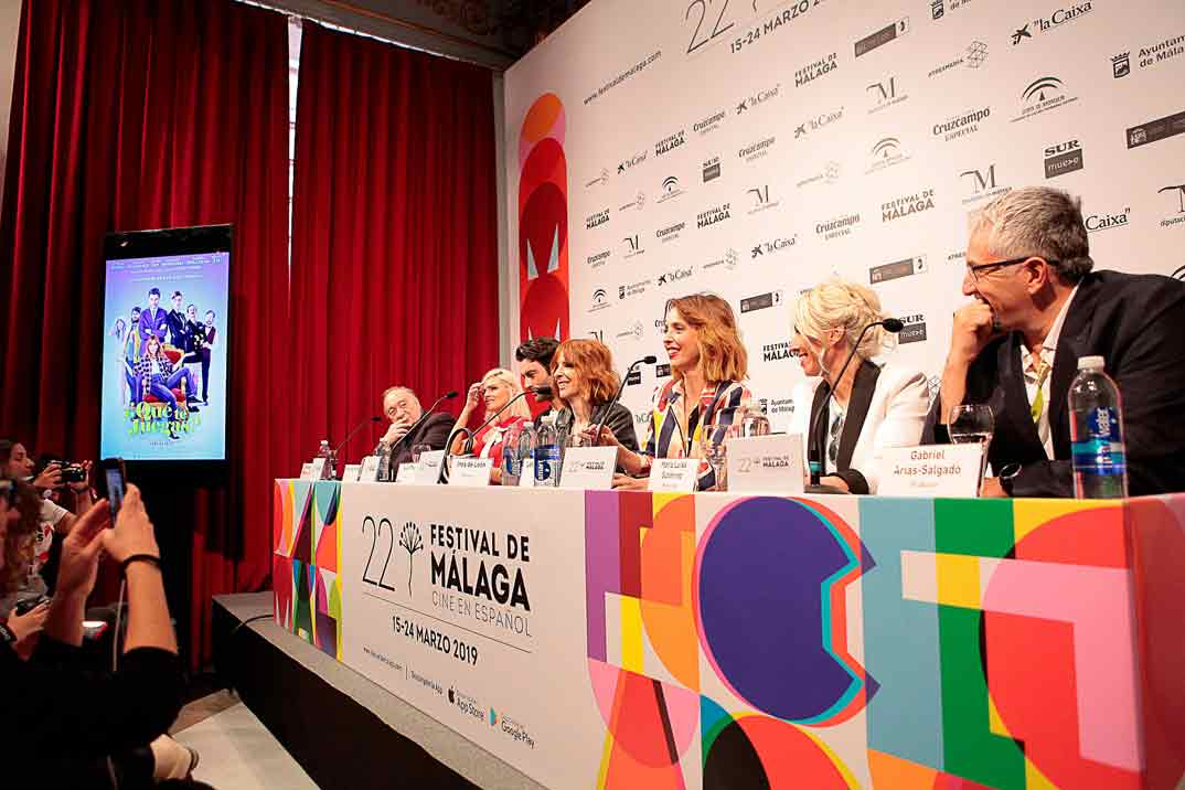 Qué te juegas - Festival de Cine de Málaga 2019