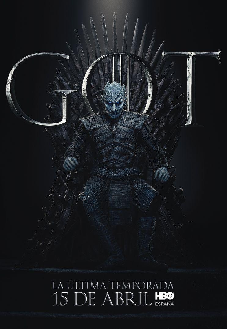 El Rey de la Noche - Juego de Tronos - T8 - HBO