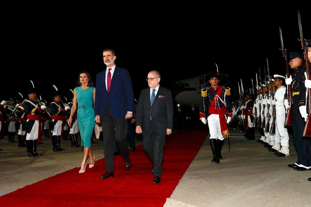 Reyes Felipe y Letizia - Viaje de Estado a Argentina © Casa S.M. El Rey
