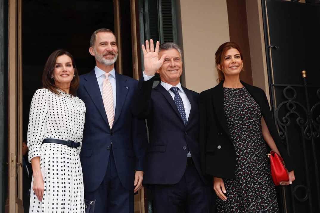 La última cita de los Reyes en Argentina