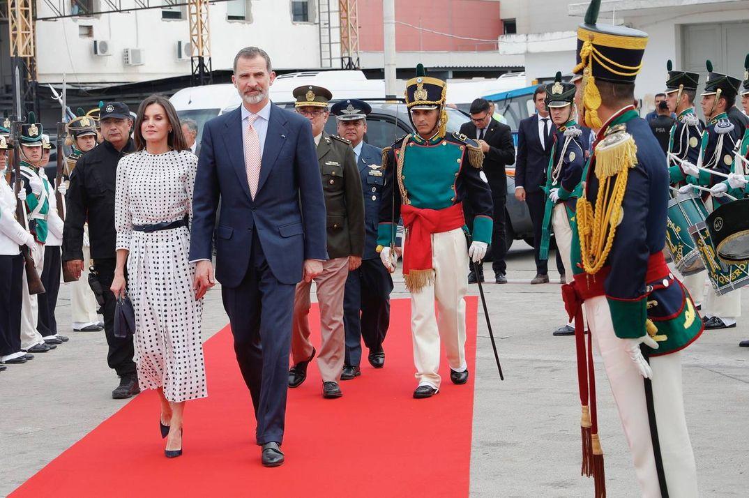 Los Reyes Felipe y Letizia © Casa S.M. El Rey