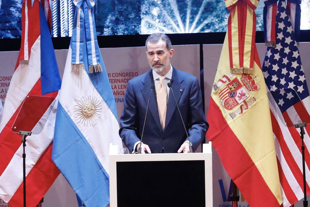 Rey Felipe VI © Casa S.M. El Rey