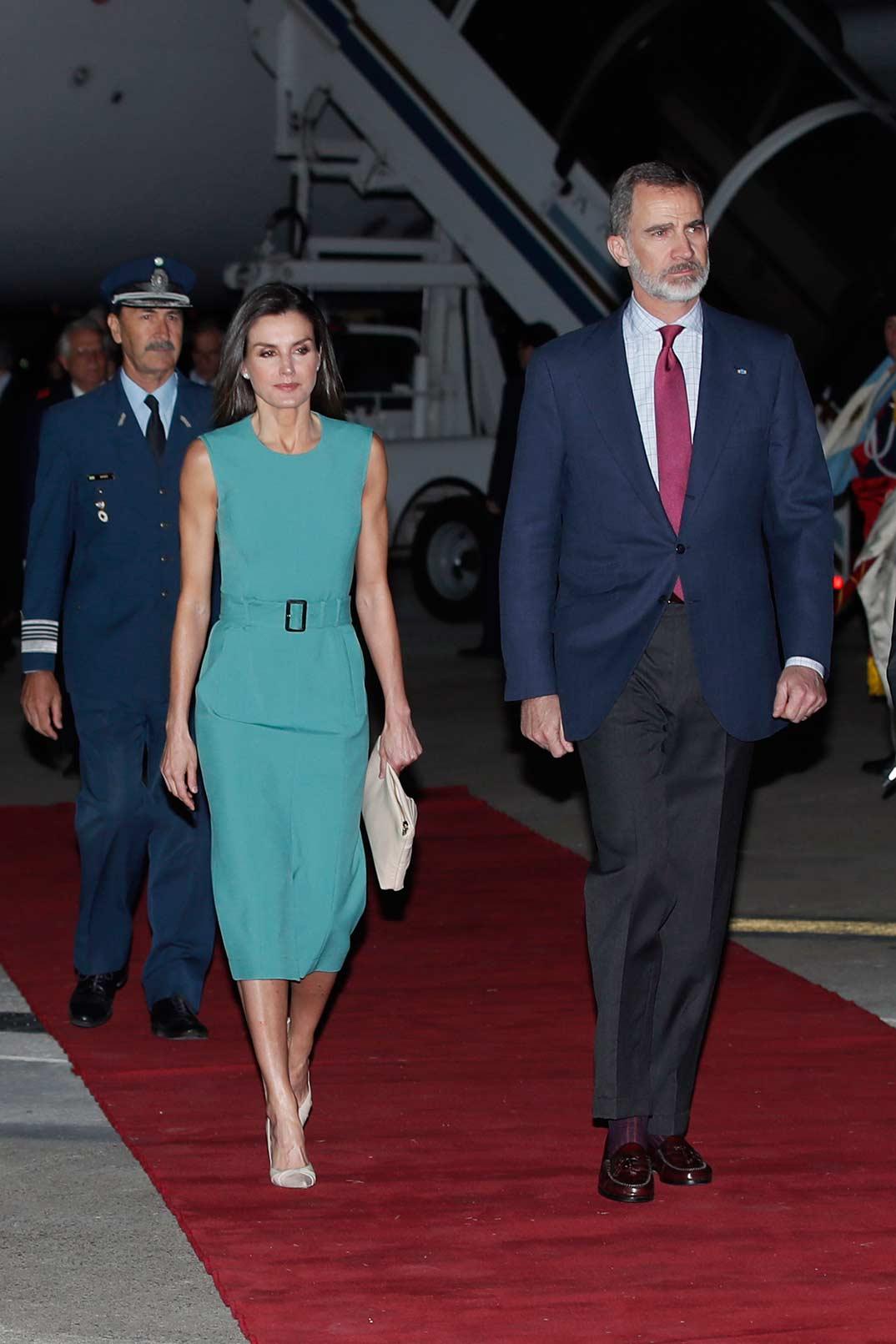 Reyes Felipe y Letizia - Viaje de Estado a Argentina