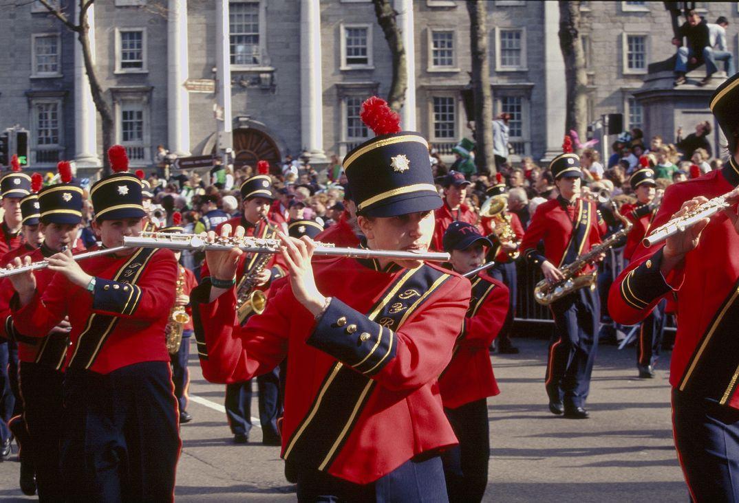 San Patricio - Dublín