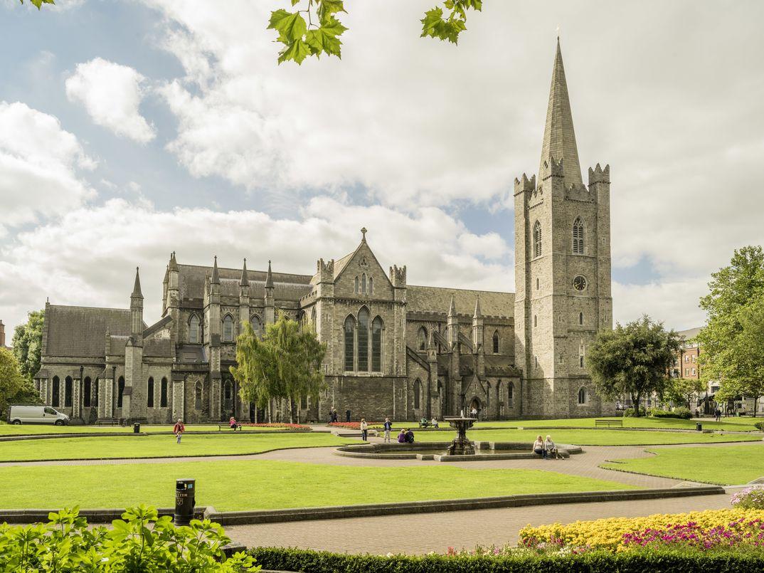 Catedral San Patricio - Dublín