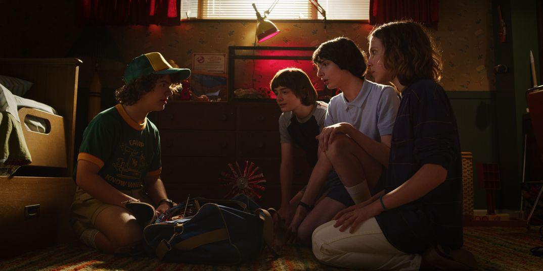 Stranger Things 3 © Netflix