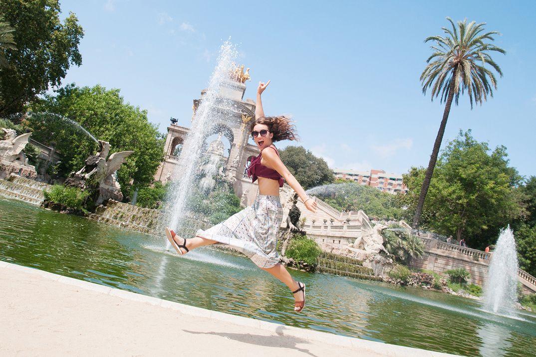 Tour fotográfico por Barcelona