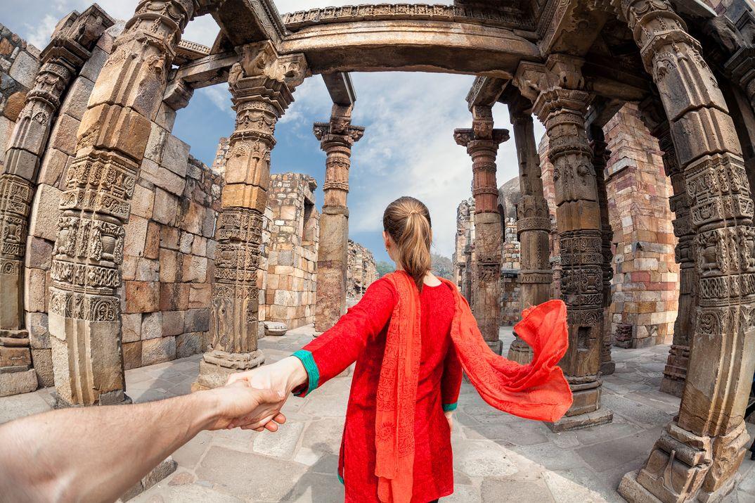 Tour fotográfico por Delhi