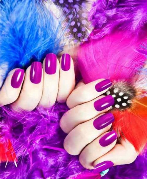 Tendencias de uñas en Carnaval