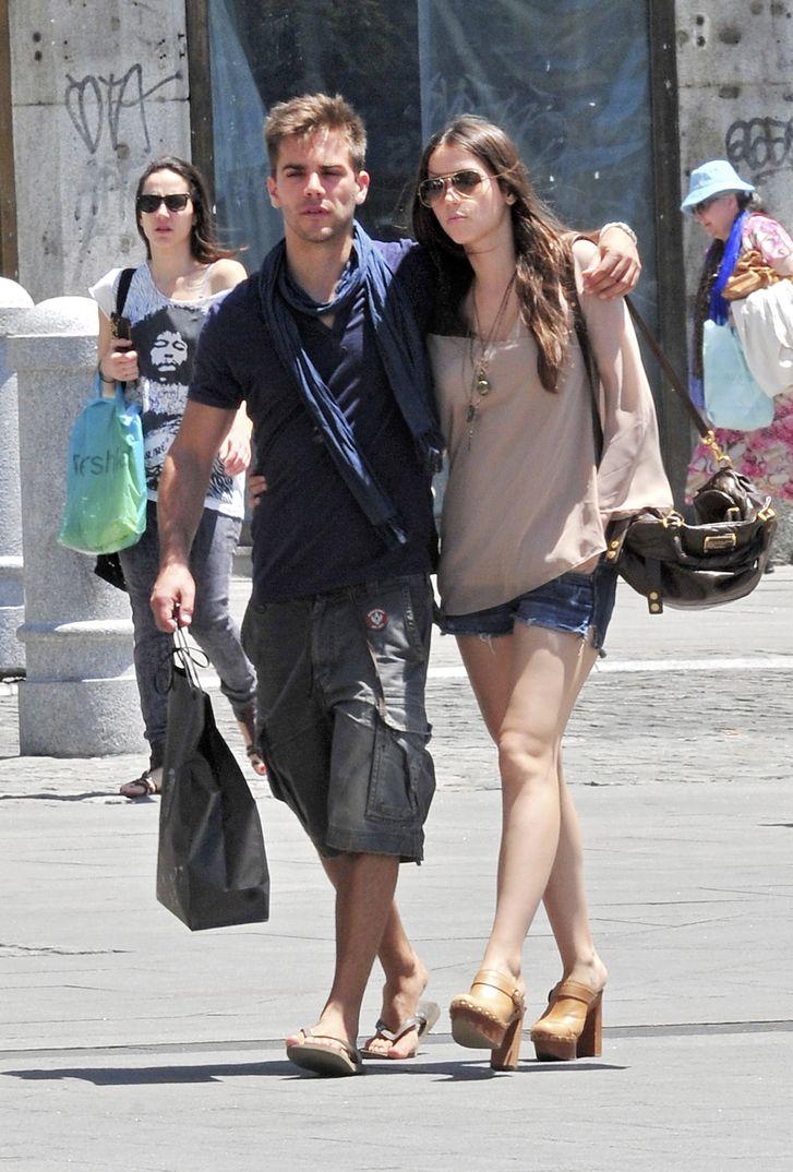 Ana de Armas y Marc Clotet - 2010