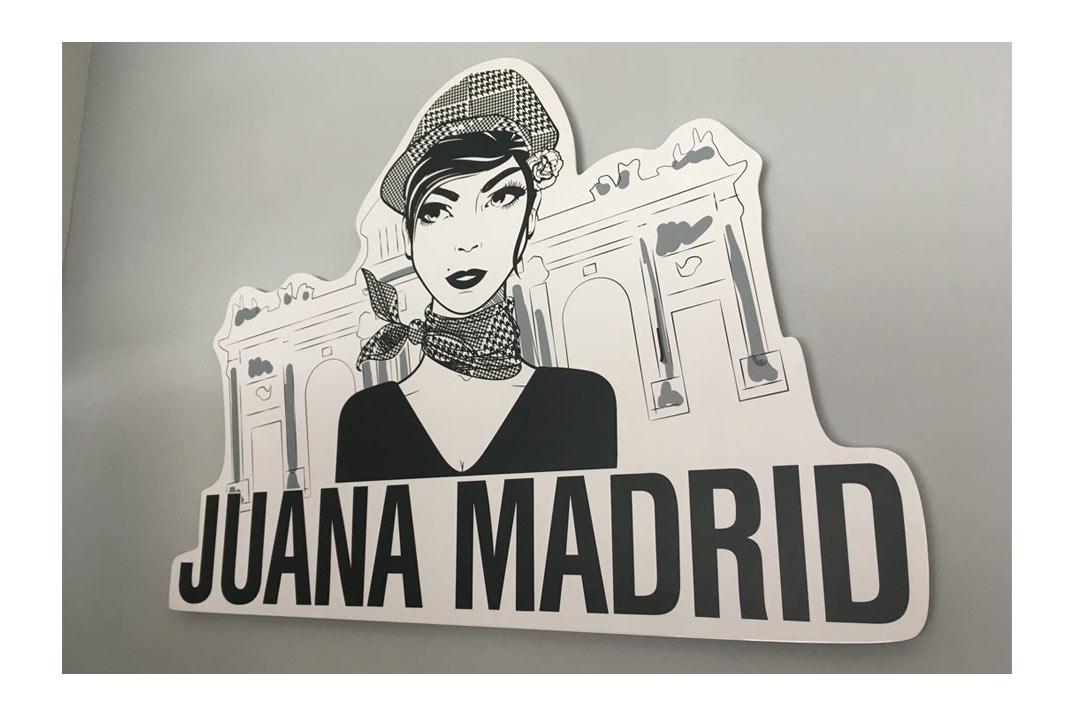 Juana Madrid, la auténtica salsa brava que querrás acompañar con todo
