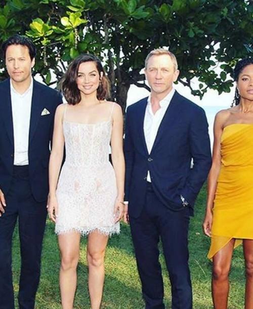 Ana de Armas, nueva chica Bond