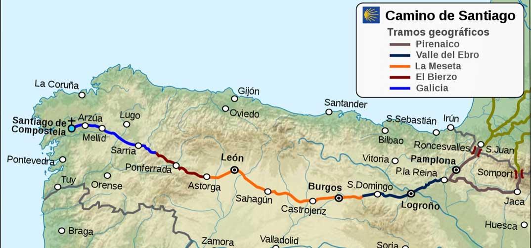camino-santiago-mapa