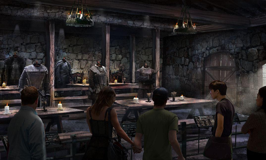 Games of Thrones Studio Tour
