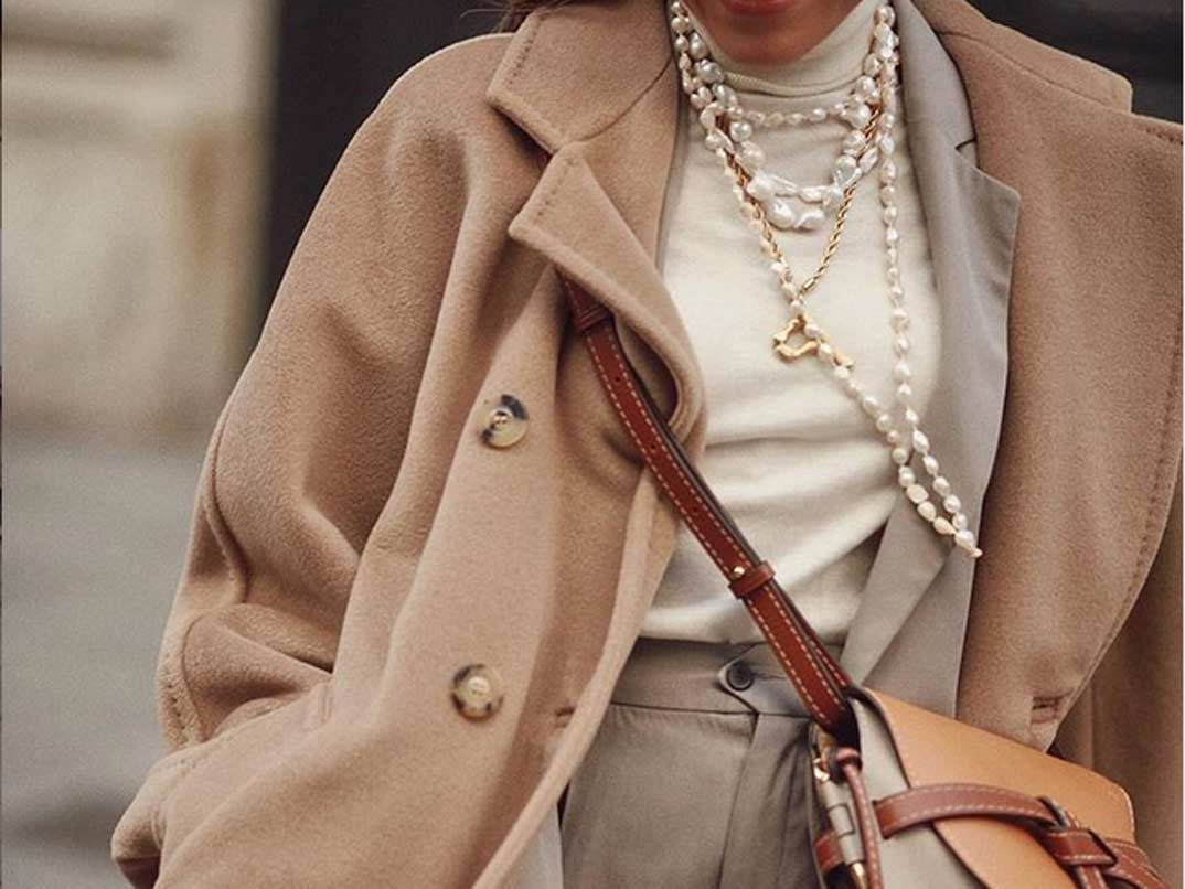 Perlas, impertérrita en cualquier joyero además de absoluta tendencia