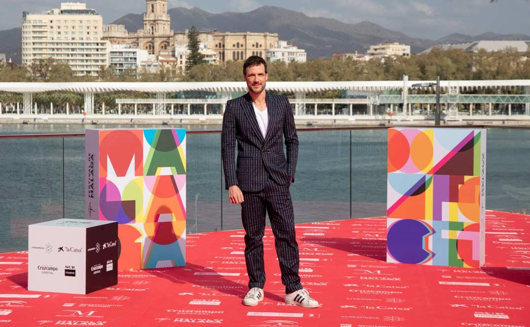 Daniel Grao - Gigantes - Festival de Cine de Málaga © Movistar+