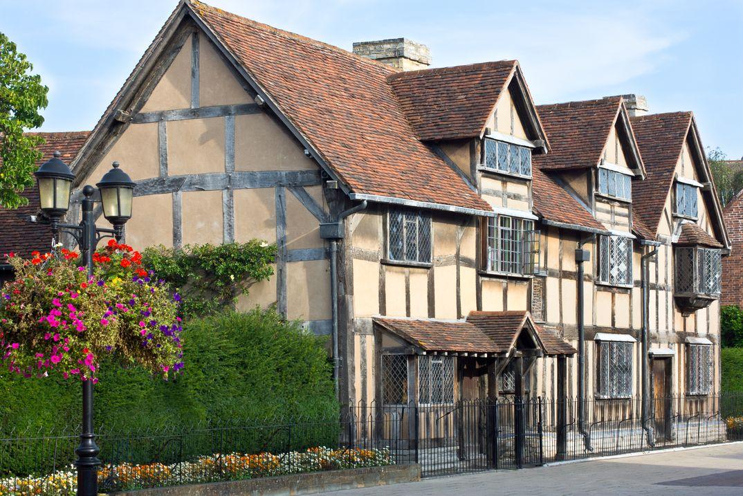 Casa natal William Shakespeare