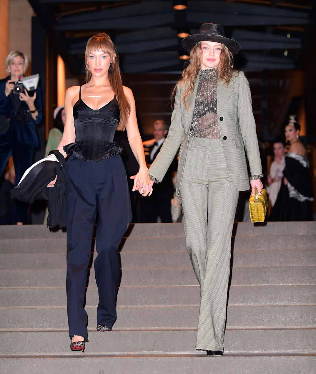 Bella y Gigi Hadid