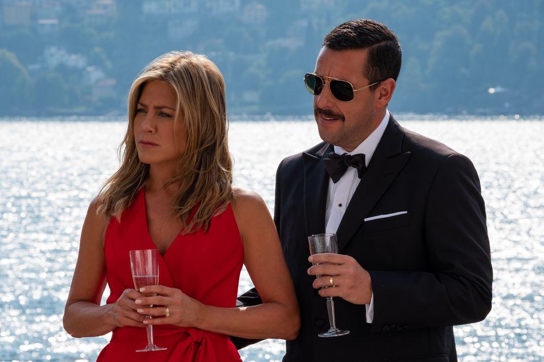 Jennifer Aniston y Adam Sandler regresan juntos a la gran pantalla
