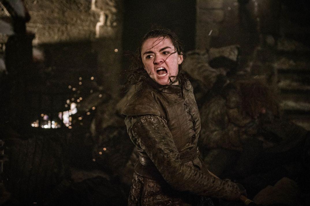 Juego de Tronos - Temporada 8 - Episodio 3 © HBO