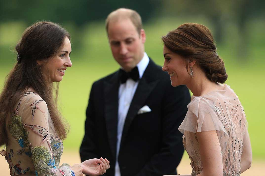 La foto que podría demostrar la infidelidad del príncipe Guillermo a Kate Middleton