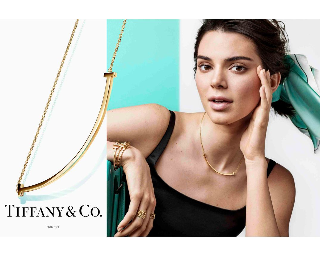 Kendall Jenner Tiffany & Co