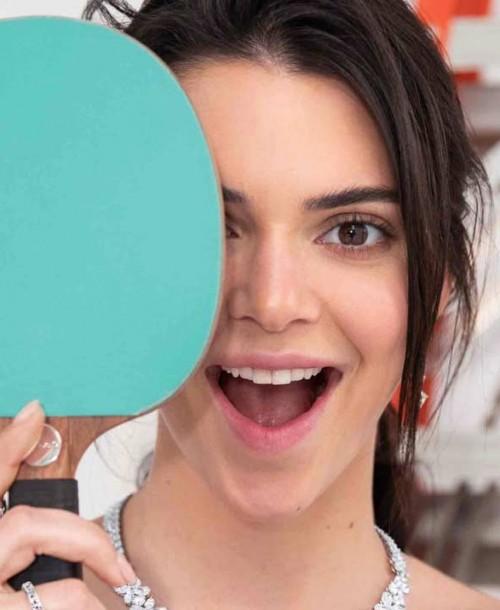 Kendall Jenner protagoniza la nueva campaña de Tiffany