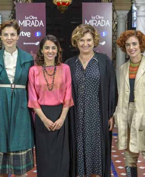 """""""La otra mirada"""", presentación del rodaje de la segunda temporada"""