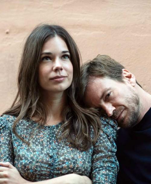 Laia Costa y Guillermo Pfening protagonistas de «Foodie Love», la serie de Isabel Coixet