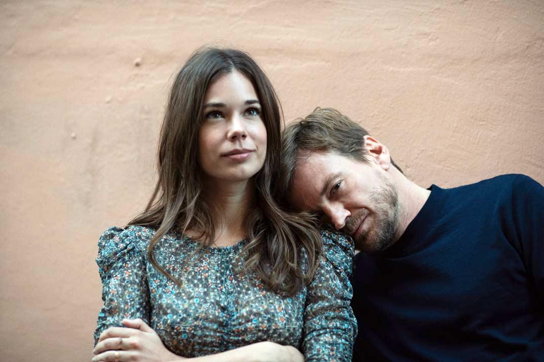 """Laia Costa y Guillermo Pfening protagonistas de """"Foodie Love"""", la serie de Isabel Coixet"""
