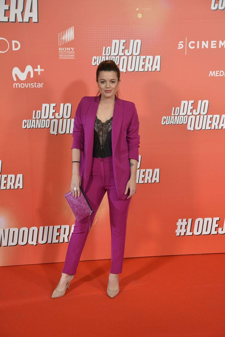 Adriana Torrebejano Lo dejo cuando quiera © Mediaset