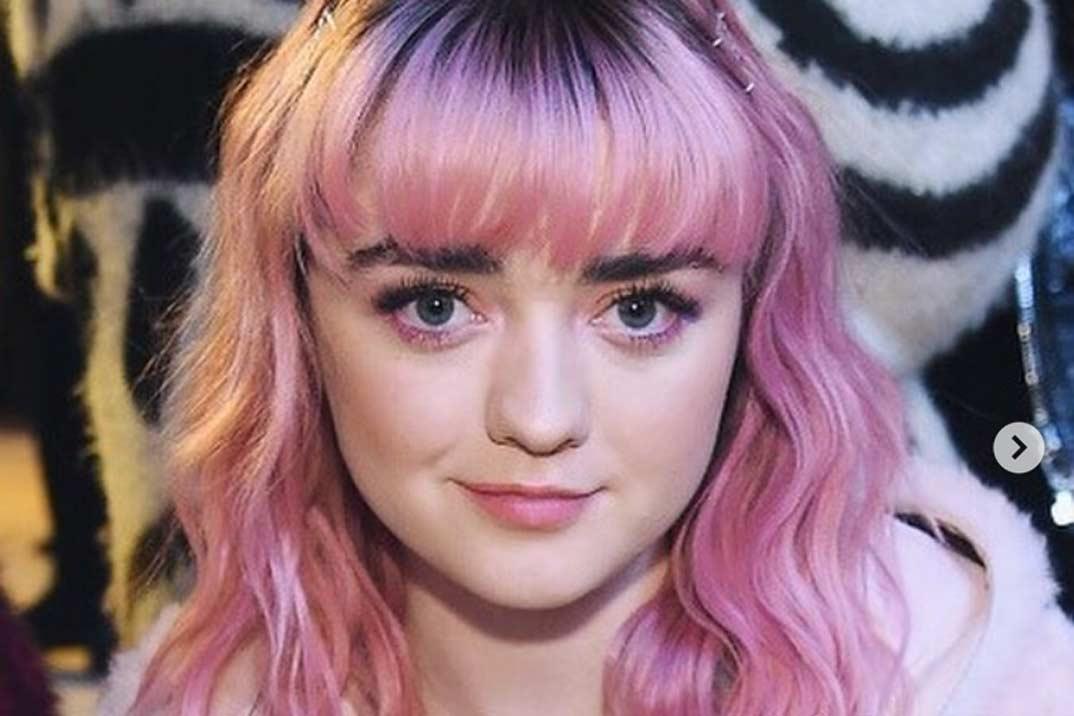 Rosa, el color de pelo favorito de las famosas