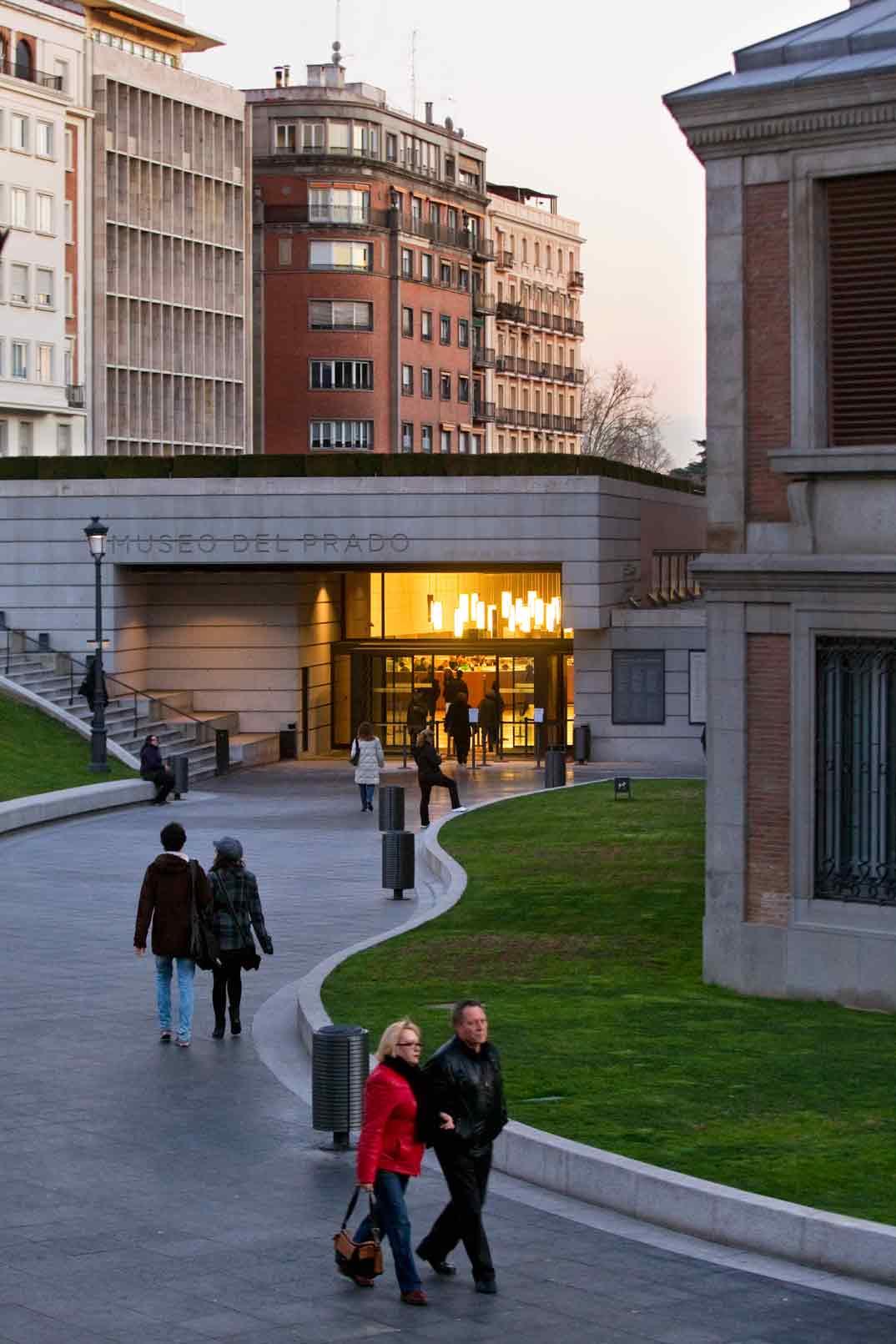Museo del Prado - Puerta Velázquez © Museo del Prado